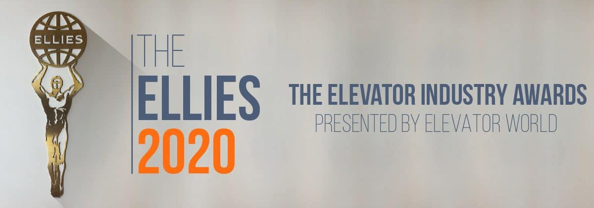 The Ellies Awards 2020 - The Elevator Industry Awards -
