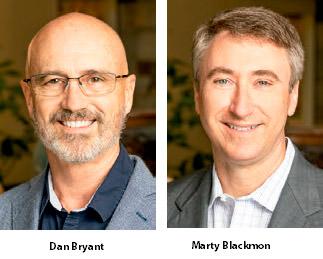 Dan Bryant, Marty Blackmon