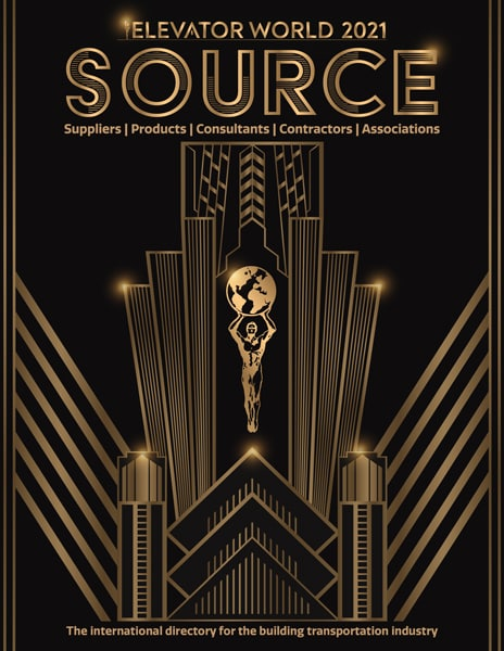 Elevator World | Source 2021 Cover