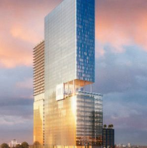 High-Rise-Tower-to-Anchor-Newpark-Dallas-Smart-District