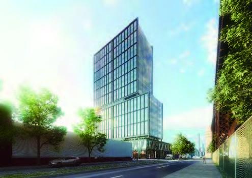 Titan to Build New Building in LIC