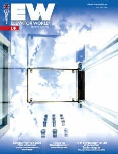 Elevator World UK | Issue 105 Cover