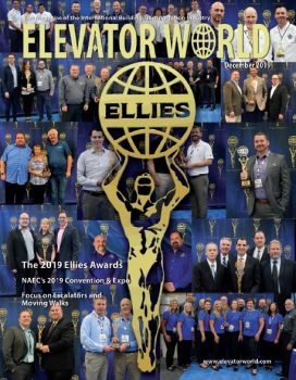 Elevator World | December 2019 Cover
