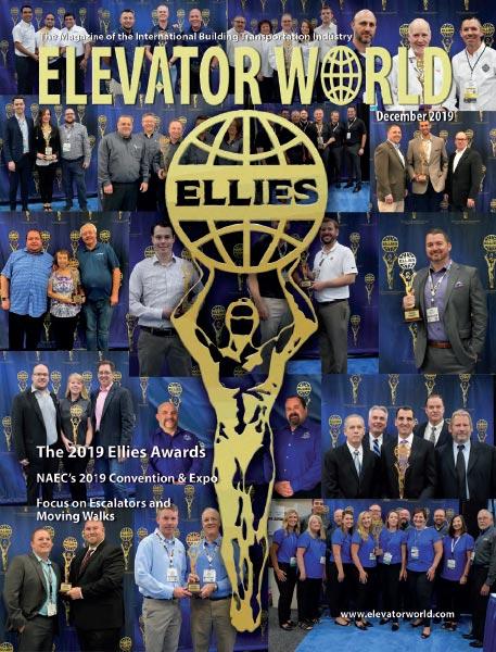 Elevator World   December 2019 Cover