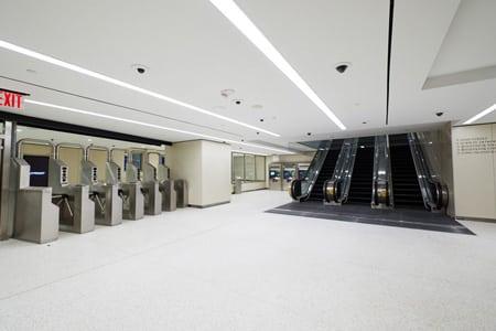 Grand Central Subway Entrances Unveiled