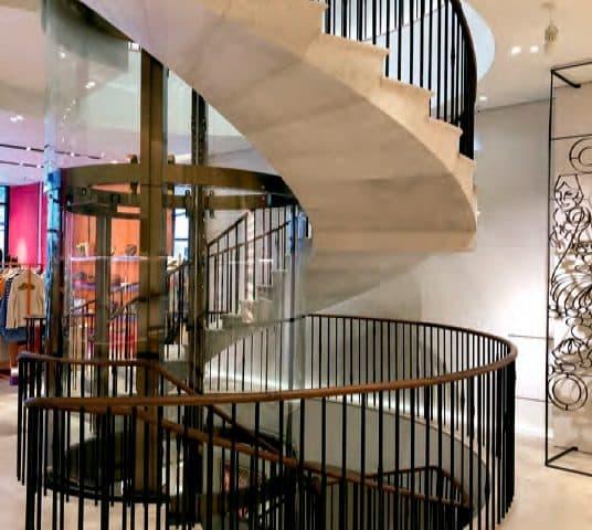 Loewe-Circular-Lift
