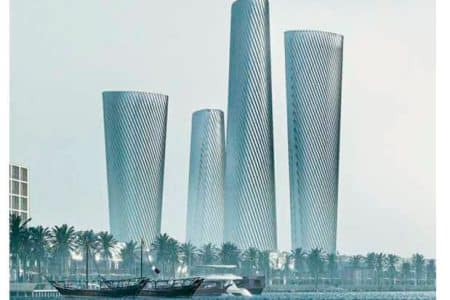 Tall building news from Qatar and Israel