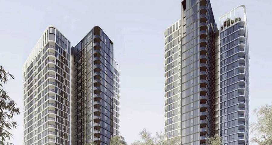 Developer Resubmitting Parramatta residential plan