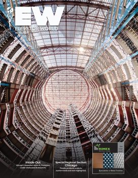 Elevator World | March 2021 Cover