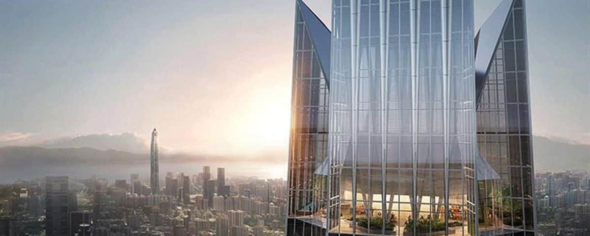 KONE to Equip Citymark Center in Shenzhen