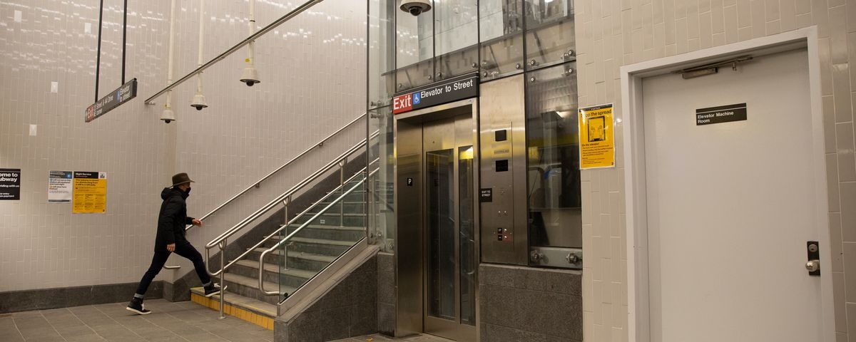 NYC MTA Seeks Help Improving Station Accessibility