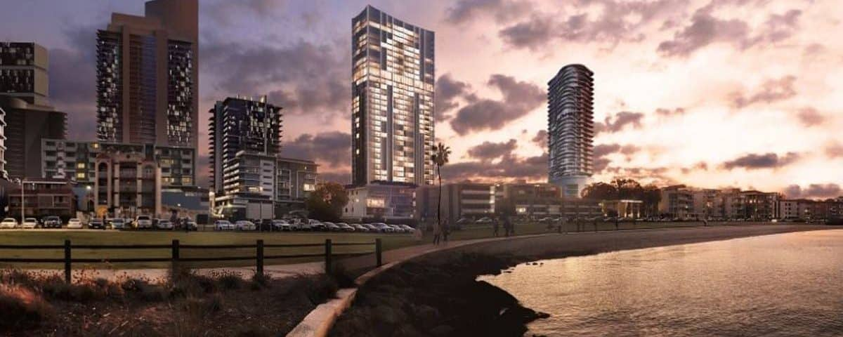 Singapore Investor Plans Residential Tower in Perth
