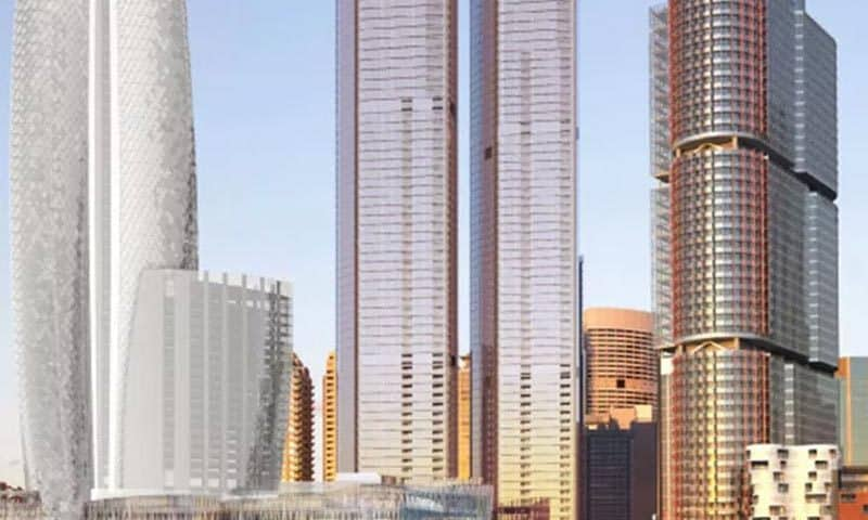 Developer Requests Increase in Sydney Tower Height