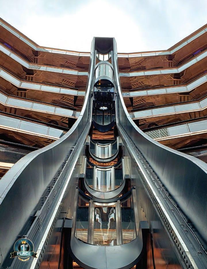 Elevators - Commercial - The Vessel at Hudson Yards