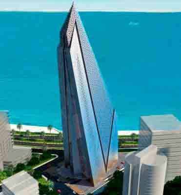 KONE-Outfitting-Mixed-Use-Qatar-Tower-With-VT