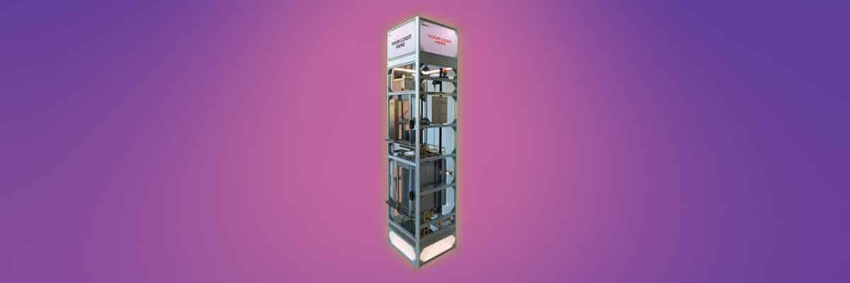 Mini Elevators Make Light Work