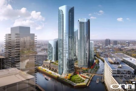 Multiple Towers Planned on Chicago's Goose Island
