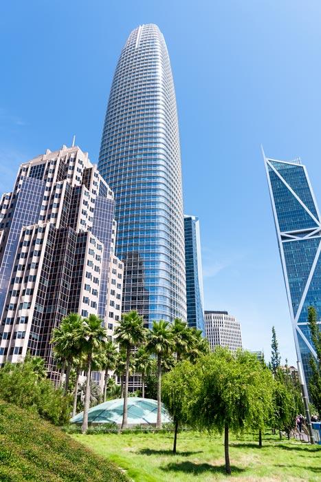 Salesforce Tower - San Francisco