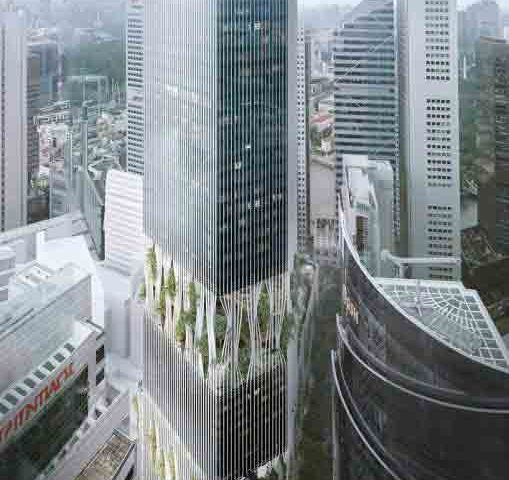 Smart-Singaporean-Skyscraper-a-Tropical-Green-Oasis