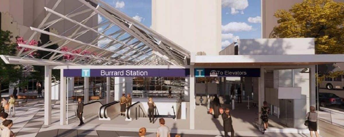 TransLink Planning Major Redesign of Burrard Station