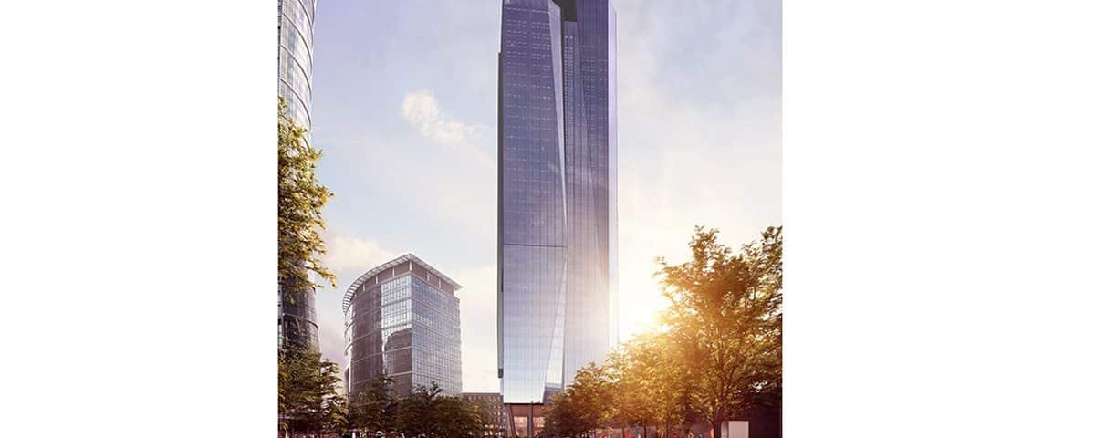 Unstudio Helping Design Office Tower in Poland