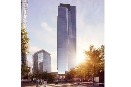 Unstudio Helping Design Office Tower in Poland