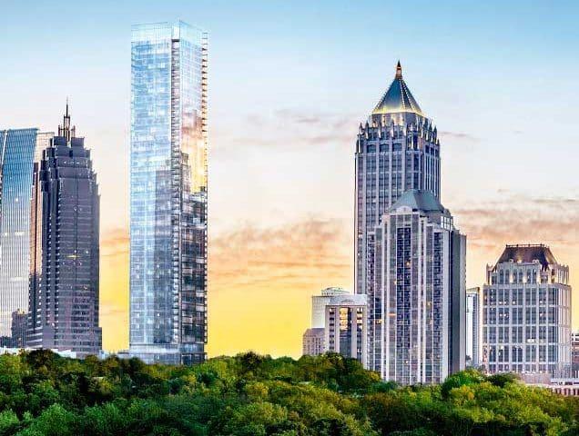 Atlantas-Tallest-Residential-Building-on-Tap