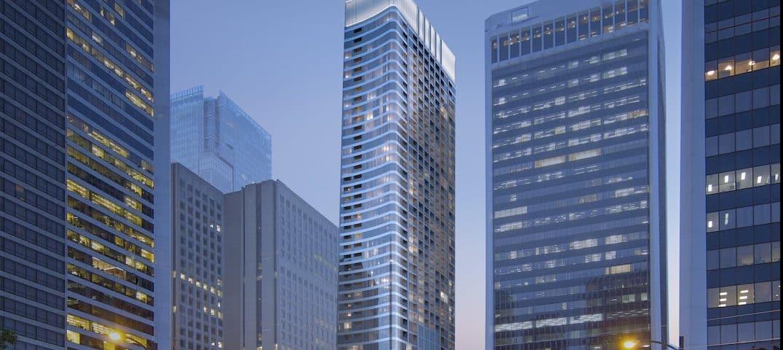 Developer Plans Rental High Rise in Vancouver
