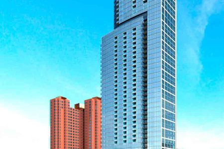 Marylands-Tallest-Residential-Tower-Tops-Out