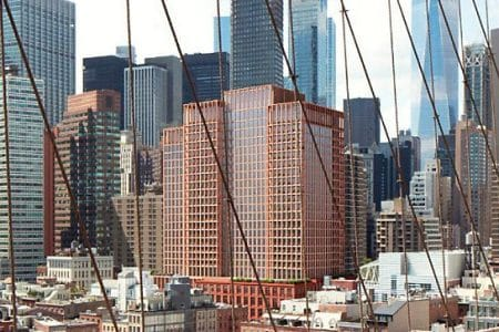 NYC Commission Approves Seaport District Plan