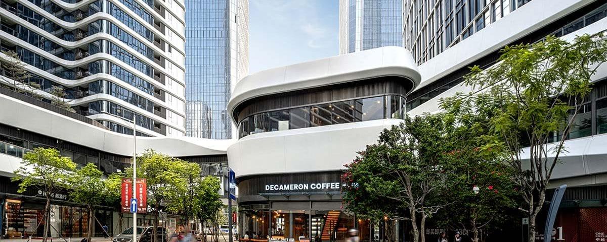 One Excellence Development in Shenzhen Complete