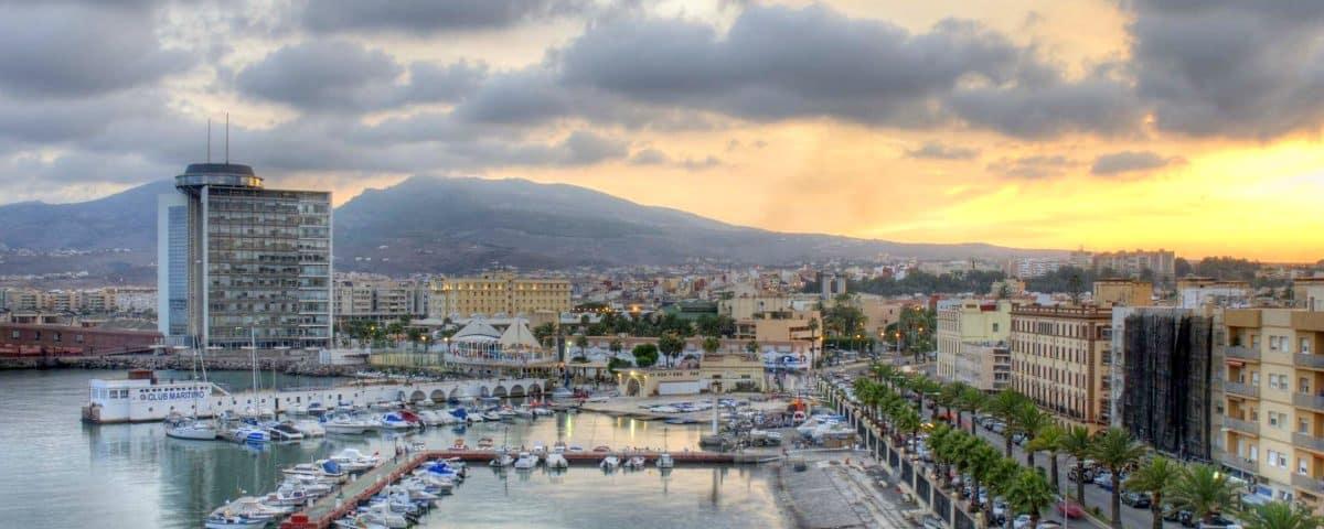 Port-of-Melilla-Melilla-Spain