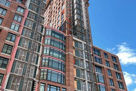 TEI Group VT System for Nearly Complete NYC Condo Tower