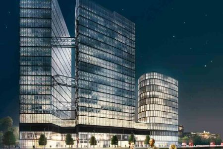 TRech-Oresidential-Tientowed-Wer-Carsaompletw-Hubed-to-Form-New-Business-Center