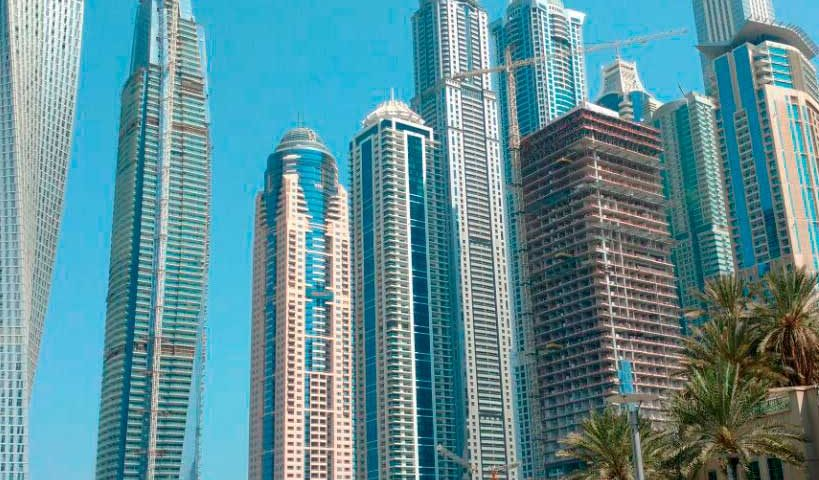 Toshiba-Overcomes-Challenges-at-Dubai-Luxury-Tower
