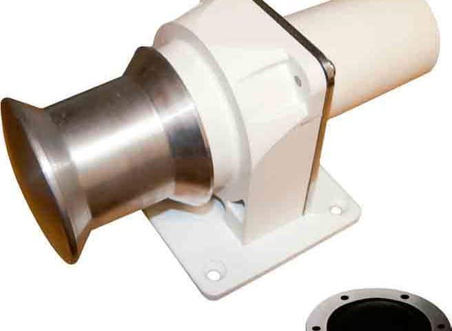 Figure 6: Typical capstan winch; image courtesy of Endurance Marine