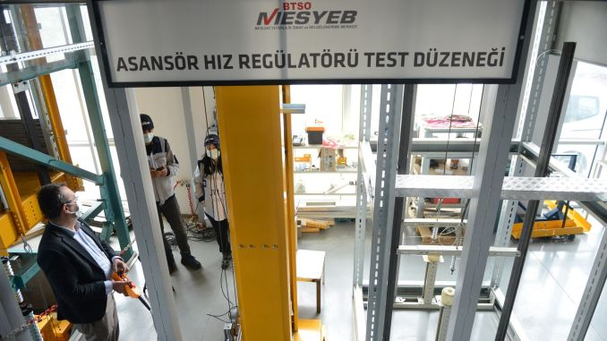 Turkey VT Sector Lauds Elevator Safety Sector