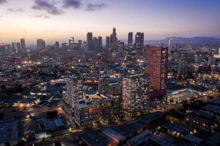 US$2-Billion Mega-Project Could Reshape L.A.'s Arts District