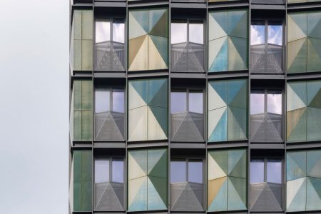 World's Tallest Modular Residential Building Complete