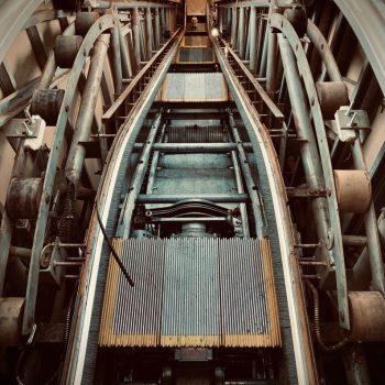1969 Montgomery Escalator
