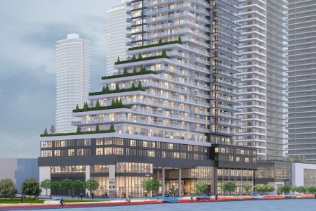 Application Submitted for Sixth Tower In Canadian Development