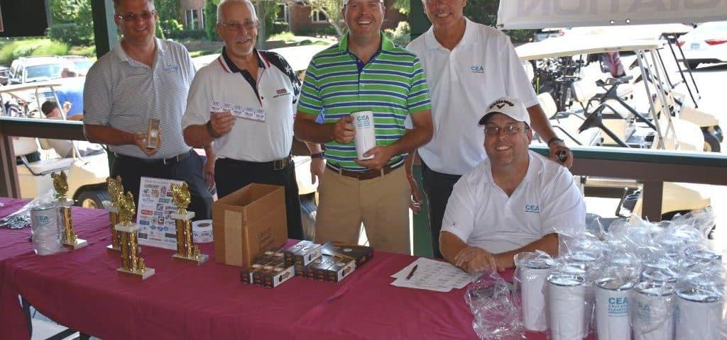 CEA Announces Annual Golf Outing