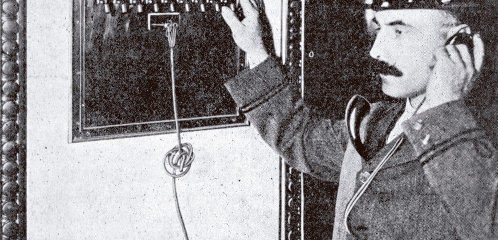 Elevator-Telephony