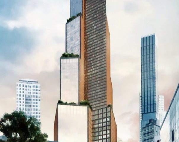 Excavation Underway to Make Way for Brooklyn Supertall