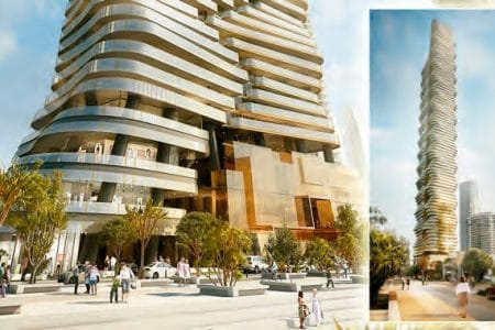 Surfers-Paradise-Melbourne-receive-towers-full-of-residential-space