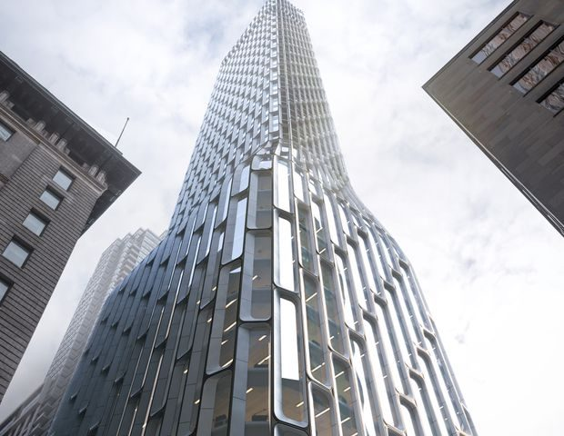 Toronto Tower Proposal Gives Appearance of Bubble Wrap
