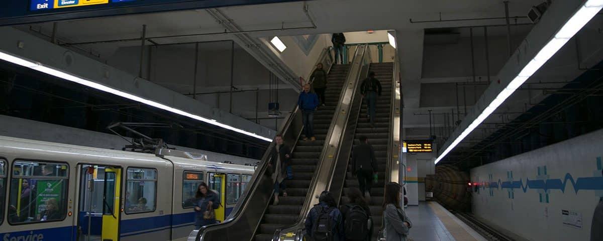 University of Alberta Student Creates Escalator Update Site