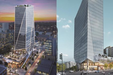 24-Story Tower Proposed for West Broadway In Vancouver
