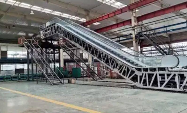 414 High-Capacity Escalators to Serve New Mumbai Metro Line