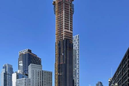 Brooklyn Has New Tallest Structure